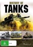 History Of Tanks on DVD