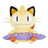 Pokemon: Life Size Meowth - PC Pal Cushion