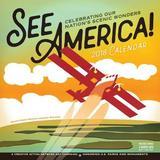 See America! Wall Calendar 2018 by Workman Publishing