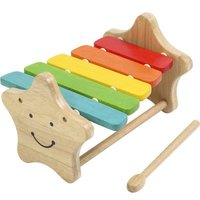 Wooden Xylophone Smiley