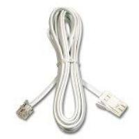Digitus Modem Cable - BT to RJ11 10m
