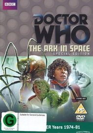 Doctor Who: The Ark in Space on DVD