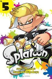 Splatoon, Vol. 5 by Sankichi Hinodeya