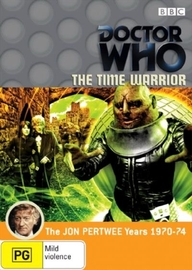 Doctor Who: The Time Warrior on DVD