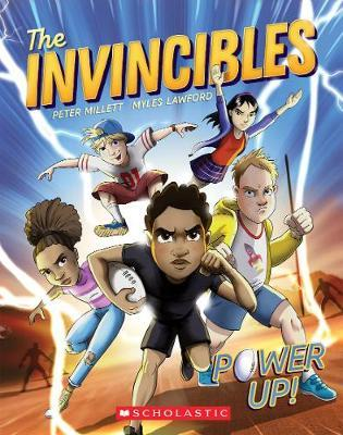 The Invincibles #1 by Peter Millett