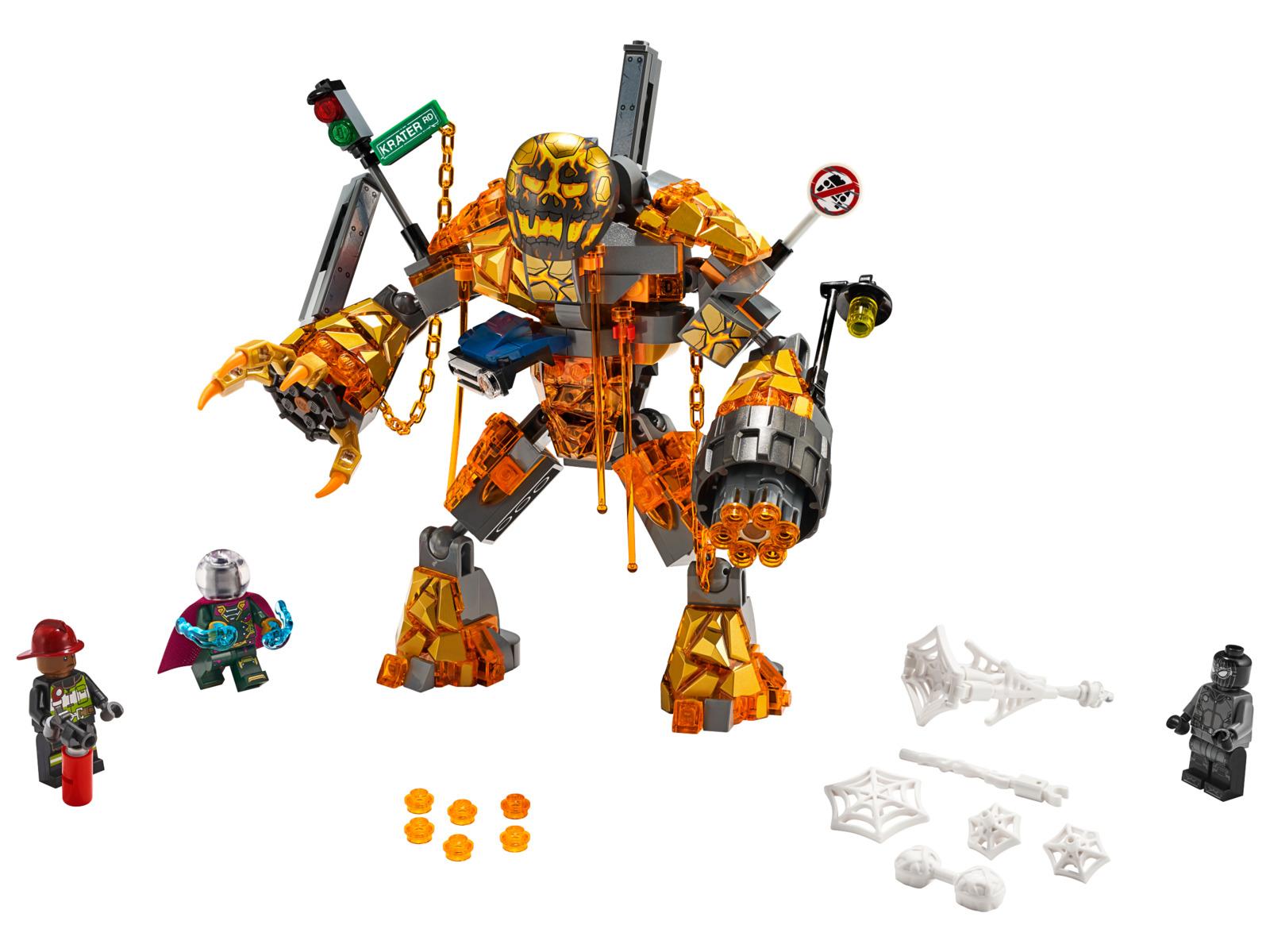 LEGO Super Heroes - Molten Man Battle (76128) image