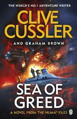 Sea of Greed by Clive Cussler
