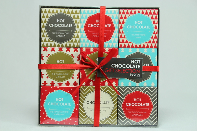 Hot Chocolate Gift Collection 180g