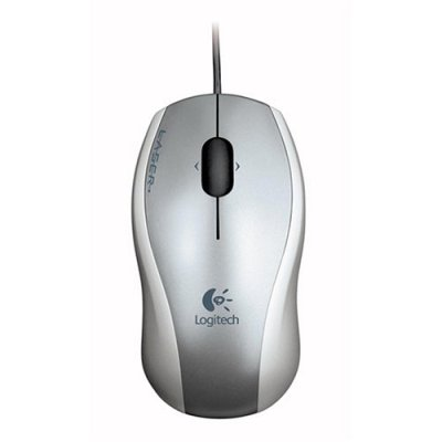 LOGITECH V150 Laser Mouse for Notebooks image
