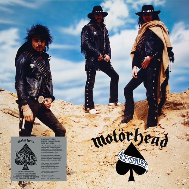 Ace Of Spades by Motorhead