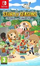 Story of Seasons: Pioneers of Olive Town for Switch