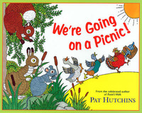 We're Going on a Picnic by Pat Hutchins image