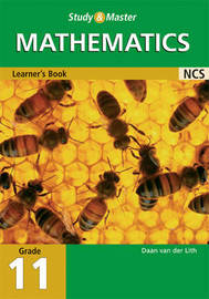 Study and Master Mathematics Grade 11 Learner's Book by Daan Lith image