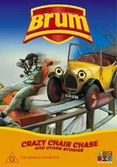 Brum - Crazy Chair Chase & Other Stories on DVD