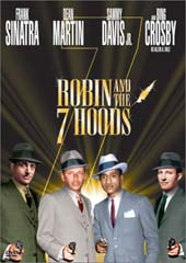 Robin And The 7 Hoods (NTSC) on DVD