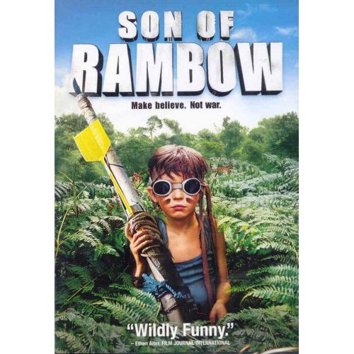 Son of Rambow on DVD image
