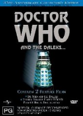 Dr Who - And The Daleks on DVD