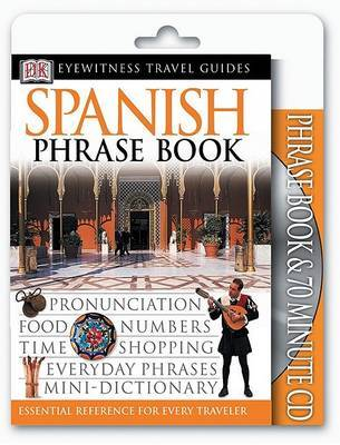 Spanish Book and CD by DK Publishing image