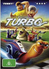 Turbo on DVD
