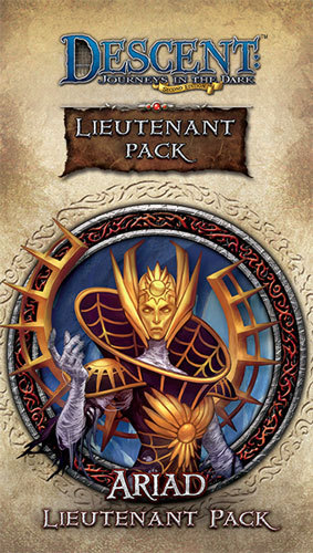Descent Lieutenant: Ariad