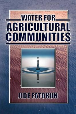 Water for Agricultural Communities by Jide Fatokun image