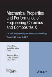 Mechanical Properties and Performance of Engineering Ceramics and Composites X by Jiyang Wang image