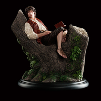 The Hobbit: Frodo Baggins - Miniature Figure