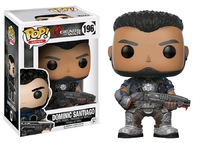 Gears of War - Dominic Santiago Pop! Vinyl Figure