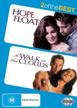 Hope Floats / A Walk In The Clouds - 2 Of The Best (2 Disc Set) on DVD image
