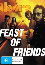 Doors; The Feast Of Friends on DVD