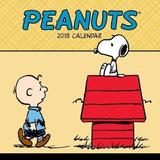 Peanuts 2018 Wall Calendar by Peanuts Worldwide LLC