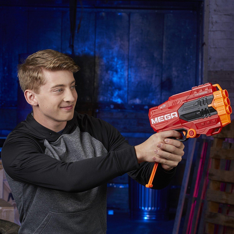 Nerf Mega - Tri Break Blaster image