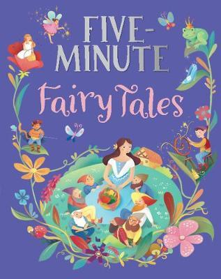 Five-Minute Fairy Tales by Parragon Books Ltd image