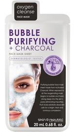 Skin Republic: Bubble Purifying + Charcoal Face Mask 20ml