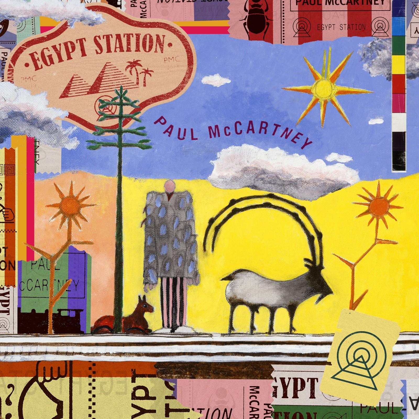 Egypt Station by Paul McCartney image