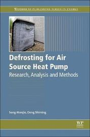 Defrosting for Air Source Heat Pump by Song Mengjie