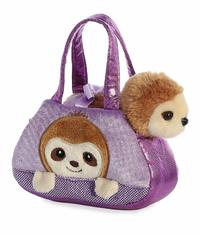 Aurora: Peek-A-Boo-Sloth - Fancy Pals Set