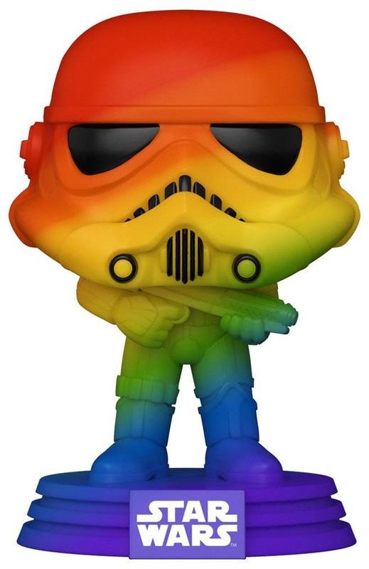 Pride 2021 - Stormtrooper (Rainbow) - Pop! Vinyl Figure