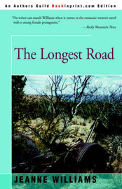 The Longest Road by Jeanne Williams image