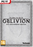 Elder Scrolls IV Oblivion 5th Anniversary Edition for PC Games