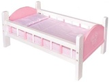 Fun Factory: Doll Bed Butterfly Pink