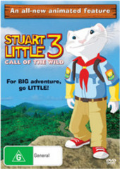 Stuart Little 3 - Call of the Wild on DVD