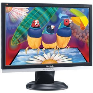 "Viewsonic VA1926w 19"" Widescreen LCD 1440X900 5MS DVI 2000:1"