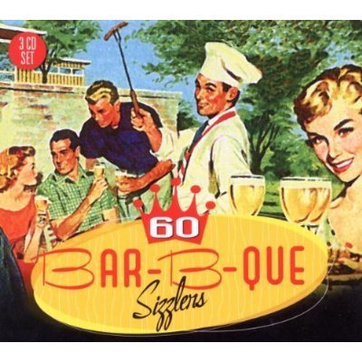 60 Bar B Que Sizzlers (3CD) [Import] by Various