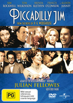 Piccadilly Jim on DVD