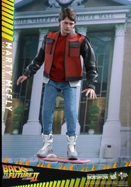"""Back To The Future - Marty Mcfly - 12"""" Articulated Figure image"""