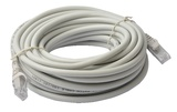 8ware: Cat 6a UTP Ethernet Cable Snagless - 10m (Grey)