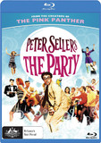 The Party - Special Edition on Blu-ray