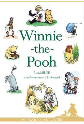 Winnie-the-Pooh (Classic Colour Edition) by A.A. Milne