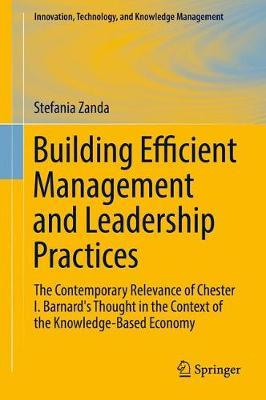 Building Efficient Management and Leadership Practices by Stefania Zanda